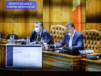 """Deputații dezbat moțiunea simplă depusă de PSD împotriva ministrului de Finanțe: """"Virusul Cîțu a infectat economia națională"""""""