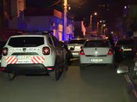 Alertă în fața unei case din Sectorul 5. O femeie, la spital, după ce 2 persoane au pulverizat spray lacrimogen