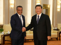 BND: Președintele Chinei a cerut personal OMS să amâne cu 6 săptămâni avertizarea globală împotriva Covid-19