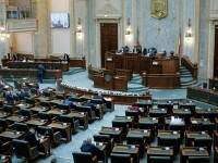 Proiectul privind starea de alertă a fost adoptat în Senat cu modificări aduse de PSD