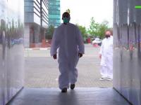 Tunel de acces în spațiile publice, proiectat de antreprenori români. Au contracte în toată lumea