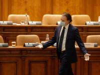 Moțiunea simplă a PSD împotriva ministrului de Finanțe a fost aprobată de Camera Deputaţilor