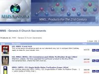 O biserică din Australia vinde înălbitor pentru vindecarea Covid-19. Ce scrisoare i-a trimis lui Trump
