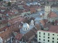Centrul istoric al Brașovului, în pericol.