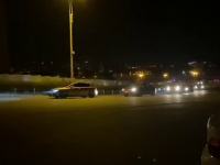 Constănțenii au sărbătorit în stradă ieșirea din starea de urgență