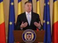 Președintele Klaus Iohannis a promulgat legea ce cuprinde măsurile din starea de alertă