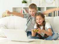 Un joc video pe tema COVID-19 a devenit viral. Cum se numește și ce îi învață pe copii