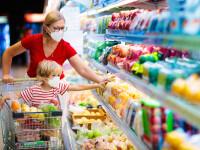 Care este zona din supermarket în care te poți infecta cel mai ușor cu coronavirus