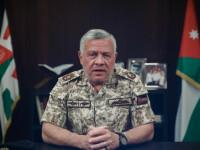Atmosferă tensionată. Regele Iordaniei avertizează că ar putea izbucni un conflict masiv