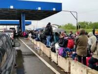 Granițele rămân arhipline în continuare. Peste 18.800 de persoane au intrat marţi în ţară