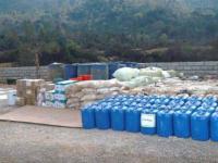 Captură de droguri record în Asia: 200 de milioane de pastile de metamfetamină