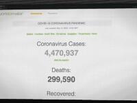Suspiciuni la nivel înalt, cu privire la acuratețea statisticilor legate de coronavirus