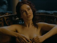 """""""Melisandre"""", schimbată total la un an de la terminarea Game of Thrones. Nici cei mai fideli fani n-au recunoscut-o"""