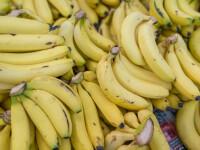 Creatura găsită de un angajat al unui supermarket într-un mănunchi de banane