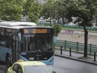 Autobuzele din Bucureşti vor circula şi pe linia de tramvai. Cât de repede vor ajunge aşa