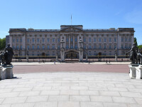 Criza provocată de coronavrus a ajuns și la Palatul Buckingham. 380 de angajați vor fi dați afară