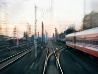 Un bărbat din Arad a murit, după ce a fost lovit de tren. Ce încerca să facă