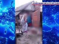 Ce s-a întâmplat cu bătrâna bătută crunt de propria fiică. Mărturia vecinului care a filmat scena