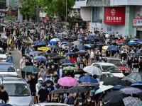 Marea Britanie anunță schimbarea legislației, milioane de locuitori din Hong Kong ar putea primi cetățenie britanică