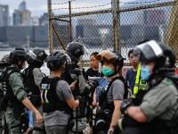 Parlamentul din Hong Kong a aprobat proiectul de lege care criminalizează ofensa la imnul chinez