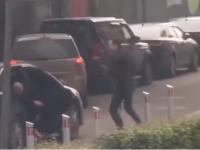 """Scene incredibile într-un cartier din Moscova, cu arme de foc: """"A fost înfricoșător"""""""