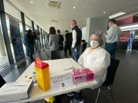 Testare în masă pentru coronavirus, în București, la Arena Națională. Procedura de înscriere