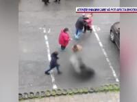 O tânără în scaun rulant a fost agresată și răsturnată de un tânăr, în Cluj, în urma unui conflict