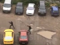 Un sportiv, implicat în conflictul care a șocat Moscova. S-au împușcat din cauza locurilor de veci