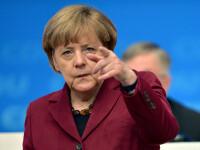Avertisment dur transmis de Angela Merkel: