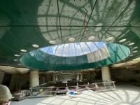 Cum arată noile stații de metrou Academia Militară și Eroilor 2. GALERIE FOTO