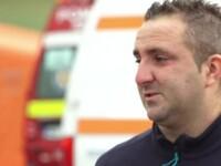 """Asistentul SMURD, despre ziua în care și-a salvat propriul fiu lovit de o mașină: """"A fost un sentiment oribil"""""""