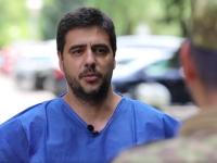 Medicii de la Spitalul Militar, în lupta cu noul coronavirus. Momentele care i-au marcat