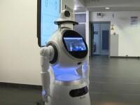 VIDEO. Spitalele belgiene, patrulate de roboți. Cum luptă aceștia împotriva COVID-19