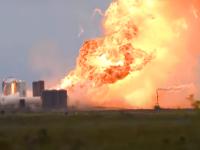 O rachetă SpaceX a explodat imediat după ce a fost lansată. VIDEO