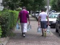 Peste 130.000 de români care locuiesc în orașe scot apă din fântână, ca în secolul trecut