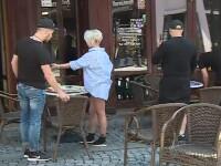 Ospătarii și administratorii de terase se plâng de măsurile de protecție impuse de autorități