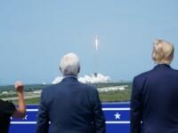 Reacție ironică din partea Rusiei, după lansarea SpaceX. Replica pregătită de Moscova