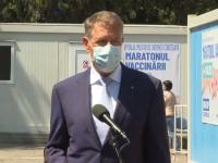 """Iohannis: """"Pandemia de COVID-19 a fost dublată de o epidemie a dezinformării"""""""