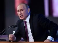 Rusia: Vladimir Putin decretează o săptămână nelucrătoare pentru a limita răspândirea COVID-19