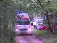 Un băiat de 13 ani din Suceava s-a împușcat în față cu o armă pe care a găsit-o în pădure