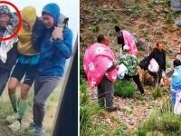 Un păstor a devenit erou în China după ce a salvat viețile a șase participanţi la un ultramaraton