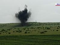 Patru tone de muniție de război au fost anihilate de pirotehniștii din Iași