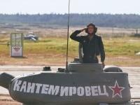 Rusia anunță că instalează noi trupe militare la granița cu Europa, ca răspuns la acțiunile NATO