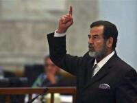 Cadavrul lui Saddam Hussein, injunghiat dupa executie