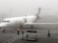 Incident la Oradea! Un avion al lui Ion Tiriac a iesit de pe pista!