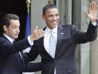 Sarkozy si Obama,