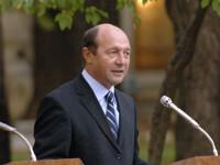Traian Basescu, la o reuniune pe tema crizei financiare