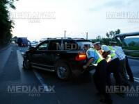 O lucrare de modernizare a DN1 a sporit numarul de accidente la Ghimbav