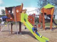 Locurile de joaca pentru copii se pot dovedi adevarate capcane!