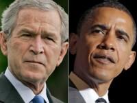 Descoperire neasteptata! Barack Obama este varul lui George W. Bush